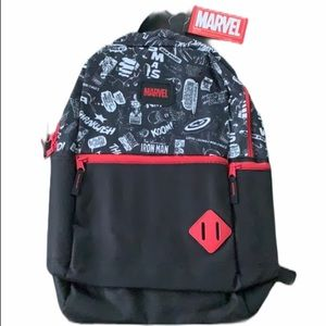 Marvel iron man backpack